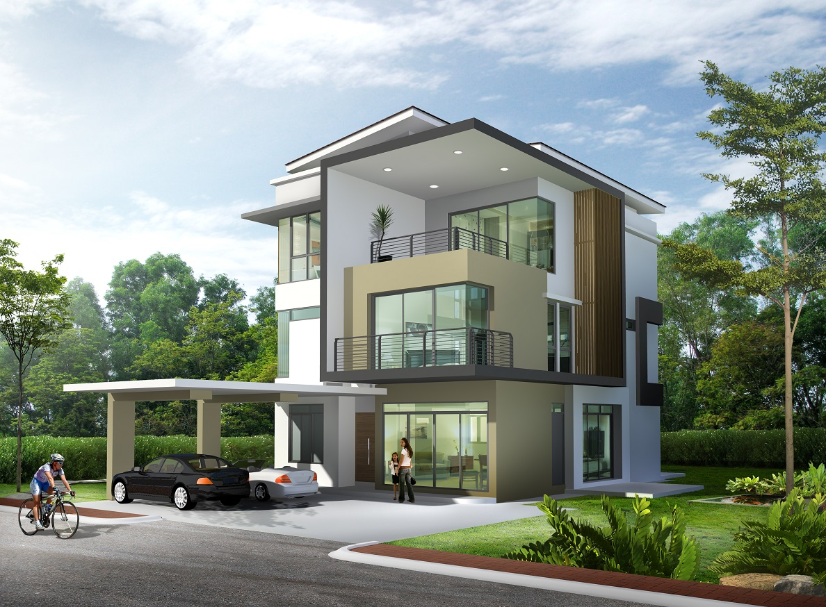 Starseries Development Villa Lagenda